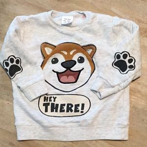Like New Zara Toddler Sweatshirt